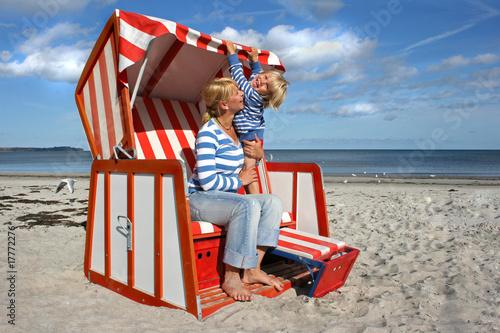 Obraz Wir lieben Meer - fototapety do salonu