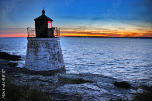 Keuken foto achterwand Vuurtoren Lighthouse