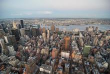 New York City Skyline, U.S.A., 2007
