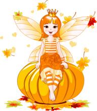 Thanksgiving Fairy