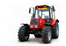 Wheeled Tractor