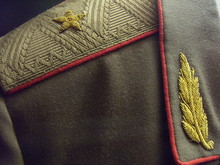 Shoulder-strap Of Soviet General