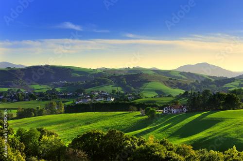 Fotografiet vue basque