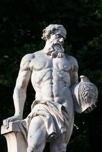 Statua Del Dio Marte