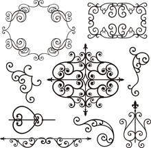Wrought Iron Ornamental Designs