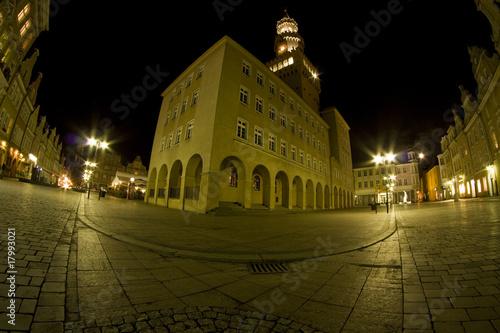 Obraz w ramie City Hall Opole