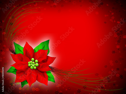 Stella Di Natale Auguri Christmas Card Fleur D Amour Noel 2 Buy