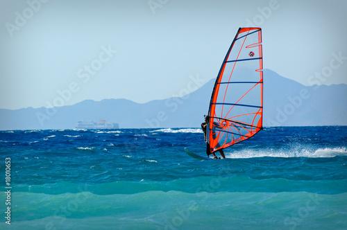 Rhodes windsurf 4