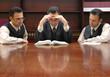 three lawyers