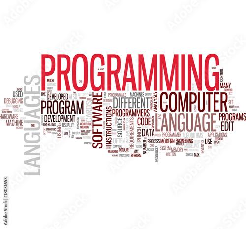 Fotografía  Programming