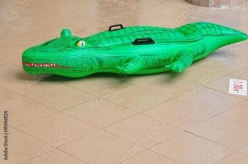Recess Fitting Crocodile Krokodil