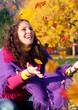 canvas print picture colorful autumn 1