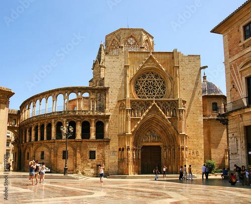 Kathedrale v.Valencia