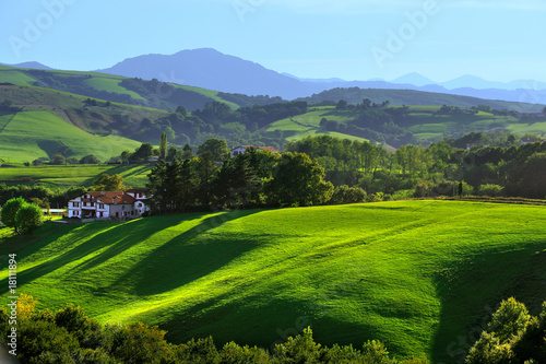 Canvastavla le pays basque 1