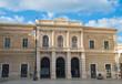Malta knights Palace. Fasano. Brindisi. Puglia.