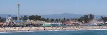 Santa Cruz Boardwalk; Santa Cruz, California