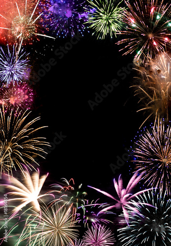 Photo  Fireworks Grand Finale