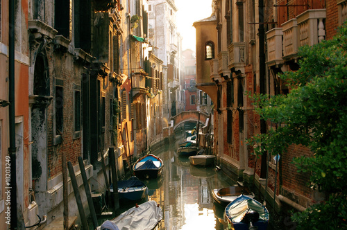Street view of Venice