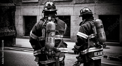 Photographie Firefighters