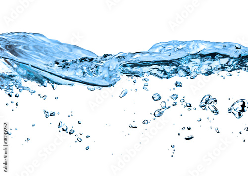 Fototapeta water wave obraz na płótnie
