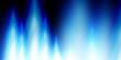 canvas print picture - gas flames