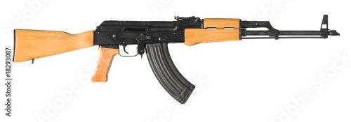 AK-47 Wallpaper Mural