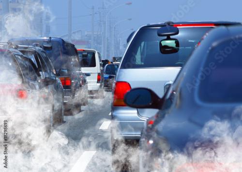 Fototapeta traffic jam obraz