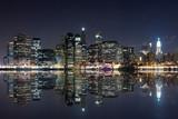 Fototapeta Nowy York - New York at night