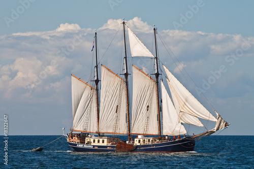 Cadres-photo bureau Navire Segelschiff