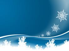 Christmassy Notelet
