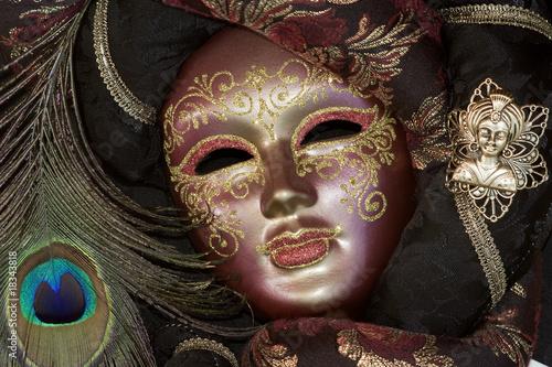 Fototapety, obrazy: venice - mask