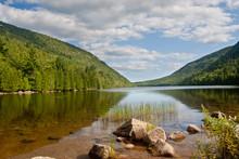 Eagle Lake Of Acadia National Park