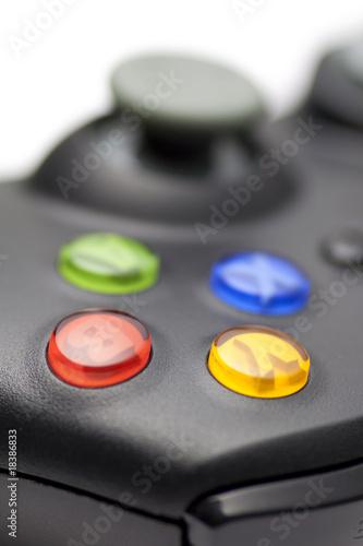 Fotografia  gamepad 03
