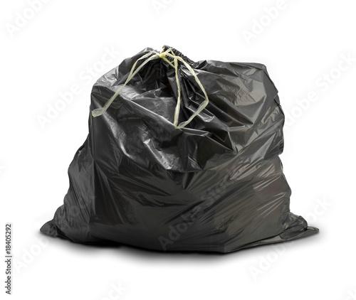 Fototapety, obrazy: icône poubelle, consommation - déchets alimentaires