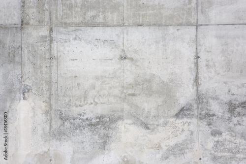 Photo Betonfassade - Sichtbeton