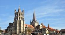 Lausanne...la Cathédrale Notre Dame