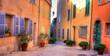 Leinwandbild Motiv Saint Tropez - Côte d'Azur / France