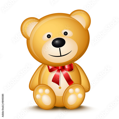 Teddy bear #18443081