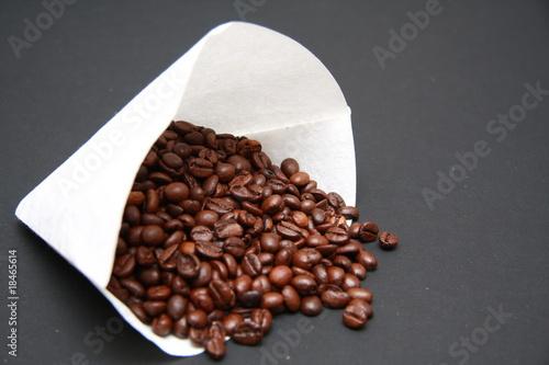 Wall Murals Coffee beans café