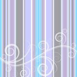 Pastel stripes background (vector)