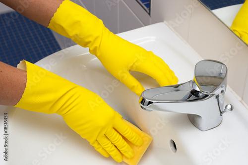 Fotografie, Obraz  Clean up your house