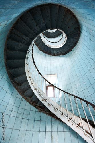 Fototapety, obrazy: Stair way up