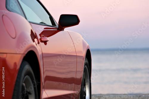 Foto Modern Sports Car