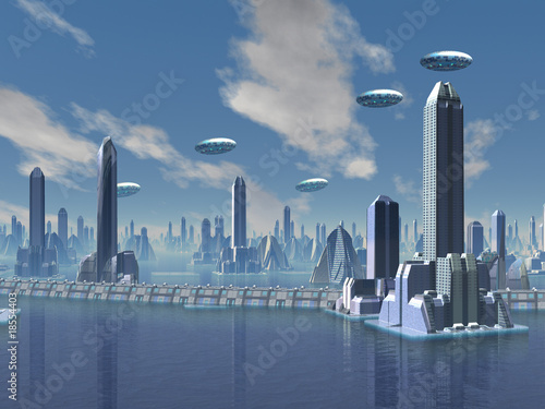 ufo-nad-futurystycznym-alien-city