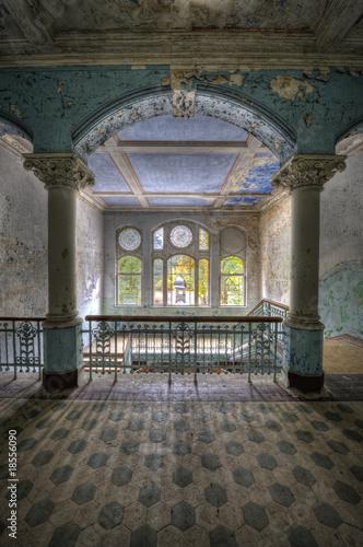 Papiers peints Ancien hôpital Beelitz Beelitzer Heilstätten