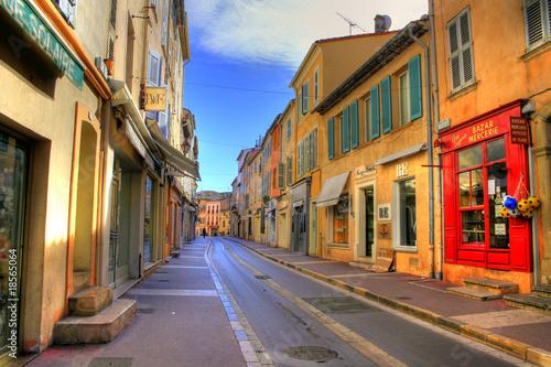 Cuadros en Lienzo Saint Tropez - Côte d'Azur / France