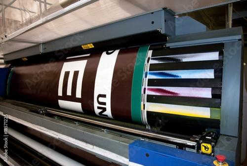 Fotografía  Stampa digitale: largo formato