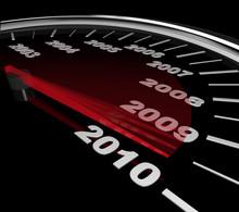 2010 - Speedometer Reaching Ne...