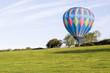 Balloon in Field