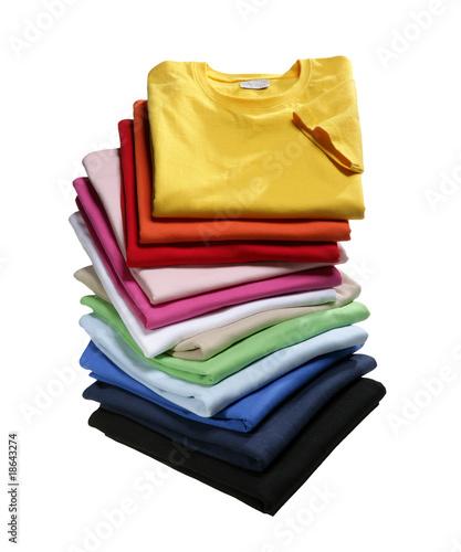 Fotografie, Obraz  Colours of Shirts